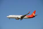 ムッシュさんが、成田国際空港で撮影した深圳航空 737-87Lの航空フォト(写真)