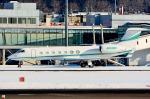 Dojalanaさんが、函館空港で撮影したメルク・シャープ・アンド・ドーム・コープ G-V-SP Gulfstream G550の航空フォト(写真)