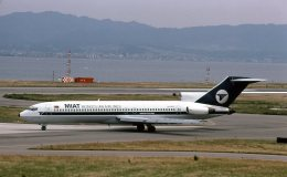 航空フォト:JU-1037 MIATモンゴル航空 727-200