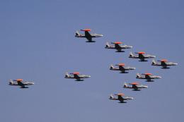 チャーリーマイクさんが、浜松基地で撮影した航空自衛隊 T-33Aの航空フォト(飛行機 写真・画像)