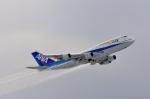 新千歳空港 - New Chitose Airport [CTS/RJCC]で撮影された全日空 - All Nippon Airways [NH/ANA]の航空機写真