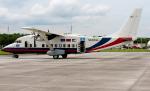 Dojalanaさんが、アントニオ・B・ウォン・パット国際空港で撮影したフリーダム・エア 360-100 (SD3-60)の航空フォト(飛行機 写真・画像)