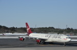 snow_shinさんが、成田国際空港で撮影したヴァージン・アトランティック航空 A340-313Xの航空フォト(写真)