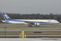 HND Spotter Rei U.さんが、ワシントン・ダレス国際空港で撮影した全日空 777-381/ERの航空フォト(飛行機 写真・画像)