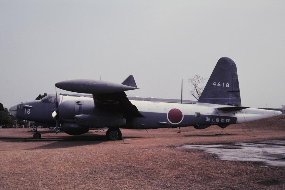 チャーリーマイクさんの海上自衛隊 Kawasaki P-2 Neptune (4618) 航空フォト