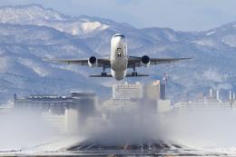 函館空港 - Hakodate Airport [HKD/RJCH]で撮影された日本航空 - Japan Airlines [JL/JAL]の航空機写真