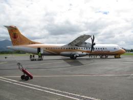 michaelさんが、ヌメア・マジャンタ空港で撮影したエール・カレドニ ATR-72-500 (ATR-72-212A)の航空フォト(飛行機 写真・画像)