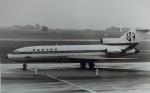 TKOさんが、鹿児島空港で撮影した東亜国内航空 727-46の航空フォト(写真)