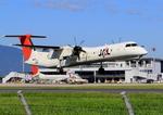 ふじいあきらさんが、出雲空港で撮影した日本エアコミューター DHC-8-402Q Dash 8の航空フォト(飛行機 写真・画像)