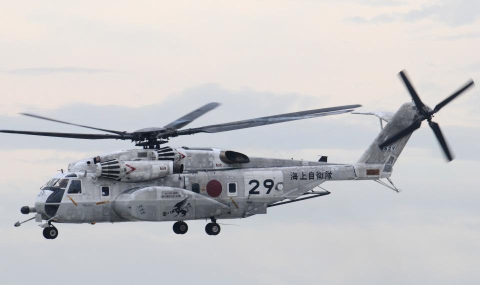 チャーリーマイクさんの海上自衛隊 Sikorsky MH-53E (8629) 航空フォト