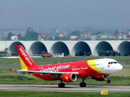 航空フォト:VN-A668 ベトジェットエア A320