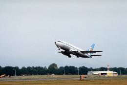 ぬるりんさんが、松山空港で撮影した全日空 737-281/Advの航空フォト(飛行機 写真・画像)
