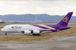Scotchさんが、関西国際空港で撮影したタイ国際航空 A380-841の航空フォト(写真)