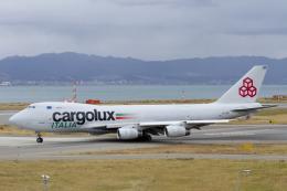 Scotchさんが、関西国際空港で撮影したカーゴルクス・イタリア 747-4R7F/SCDの航空フォト(写真)