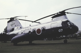チャーリーマイクさんが、下総航空基地で撮影した海上自衛隊 KV-107IIA-3Aの航空フォト(飛行機 写真・画像)