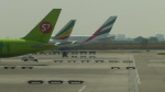 44Masaさんが、スワンナプーム国際空港で撮影したS7航空 767-33A/ERの航空フォト(写真)