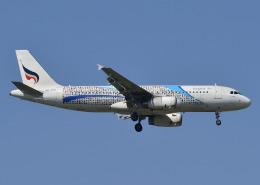 航空フォト:HS-PPD バンコクエアウェイズ A320