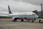 ATOMさんが、帯広空港で撮影したマンダリン航空 737-809の航空フォト(写真)
