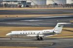 パンダさんが、成田国際空港で撮影したSAUDI MEDEVAC G-Vの航空フォト(写真)