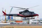 Chofu Spotter Ariaさんが、東京ヘリポートで撮影したベルヘリコプター 412EPの航空フォト(飛行機 写真・画像)