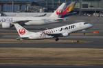 SKYLINEさんが、羽田空港で撮影したジェイ・エア ERJ-170-100 (ERJ-170STD)の航空フォト(飛行機 写真・画像)