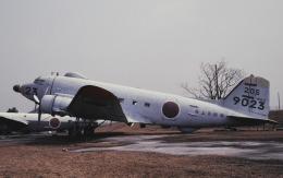 チャーリーマイクさんが、鹿屋航空基地で撮影した海上自衛隊 R4D-6Q Skytrainの航空フォト(飛行機 写真・画像)