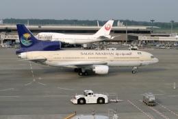 成田国際空港 - Narita International Airport [NRT/RJAA]で撮影されたサウジアラビア王国政府 - Saudi Arabian Governmentの航空機写真
