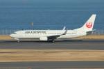 アイスコーヒーさんが、羽田空港で撮影したJALエクスプレス 737-846の航空フォト(写真)