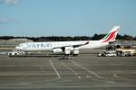 アイスコーヒーさんが、成田国際空港で撮影したスリランカ航空 A340-311の航空フォト(飛行機 写真・画像)