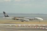 snow_shinさんが、オークランド空港で撮影したニュージーランド航空 777-319/ERの航空フォト(写真)