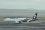 snow_shinさんが、オークランド空港で撮影したニュージーランド航空 A320-232の航空フォト(写真)