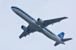 パンダさんが、関西国際空港で撮影した中国南方航空 A321-231の航空フォト(飛行機 写真・画像)