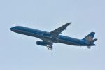 パンダさんが、関西国際空港で撮影したベトナム航空 A321-231の航空フォト(飛行機 写真・画像)