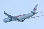 パンダさんが、関西国際空港で撮影したマレーシア航空 A330-323Xの航空フォト(飛行機 写真・画像)