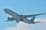 パンダさんが、関西国際空港で撮影したシンガポール航空 A330-343Xの航空フォト(飛行機 写真・画像)