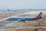 パンダさんが、関西国際空港で撮影したアシアナ航空 A321-231の航空フォト(飛行機 写真・画像)