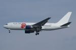 SKYLINEさんが、羽田空港で撮影したアエロネクサス・コーポレーション 767-216/ERの航空フォト(飛行機 写真・画像)