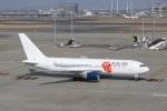 SHO@6さんが、羽田空港で撮影したアエロネクサス・コーポレーション 767-216/ERの航空フォト(写真)