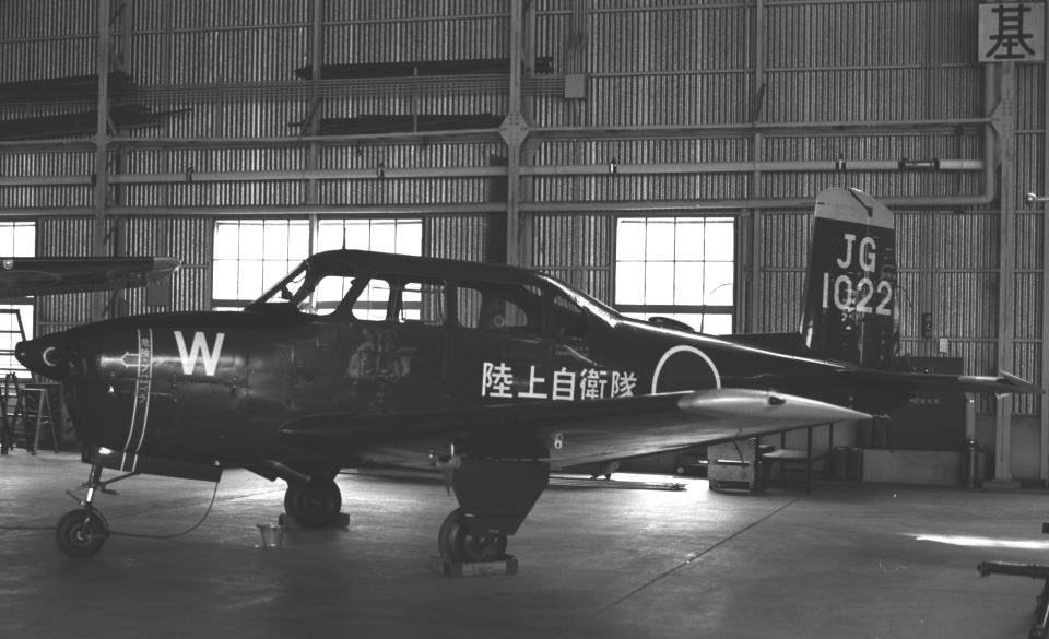 チャーリーマイクさんの陸上自衛隊 Fuji LM-1/LM-2 (21022) 航空フォト