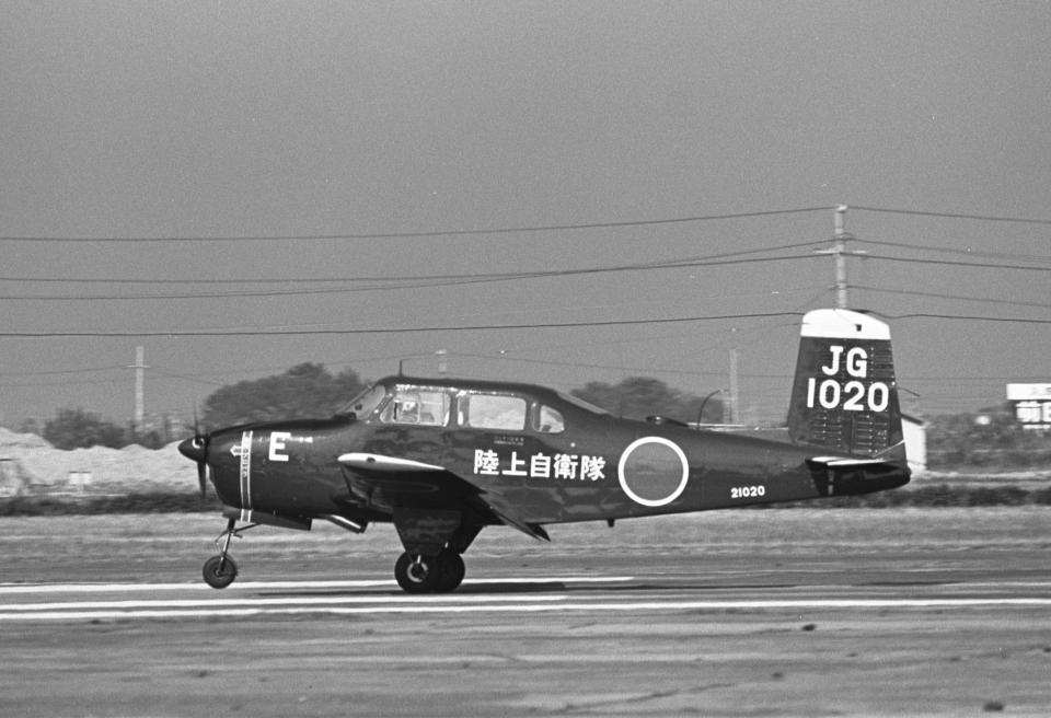 チャーリーマイクさんの陸上自衛隊 Fuji LM-1/LM-2 (21020) 航空フォト