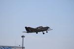 Kuuさんが、鹿児島空港で撮影したキーストーンジャパン PA-28-161 Warrior IIIの航空フォト(飛行機 写真・画像)