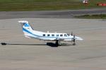 もぐ3さんが、新潟空港で撮影した毎日新聞社 PA-42-1000 Cheyenne IVの航空フォト(飛行機 写真・画像)