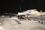 ANA744Foreverさんが、新千歳空港で撮影した全日空 747-481(D)の航空フォト(写真)