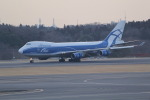 ANA744Foreverさんが、成田国際空港で撮影したエアブリッジ・カーゴ・エアラインズ 747-46NF/ER/SCDの航空フォト(写真)