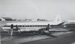 TKOさんが、羽田空港で撮影した全日空 828 Viscountの航空フォト(飛行機 写真・画像)