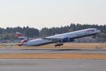 ANA744Foreverさんが、成田国際空港で撮影したブリティッシュ・エアウェイズ 777-336/ERの航空フォト(写真)