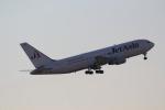 ANA744Foreverさんが、成田国際空港で撮影したジェット・アジア・エアウェイズ 767-222の航空フォト(写真)