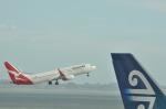 snow_shinさんが、オークランド空港で撮影したジェットコネクト 737-838の航空フォト(写真)