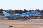 ANA744Foreverさんが、成田国際空港で撮影したKLMオランダ航空 747-406の航空フォト(写真)