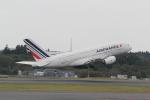 ANA744Foreverさんが、成田国際空港で撮影したエールフランス航空 A380-861の航空フォト(写真)